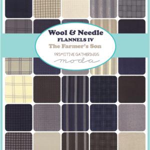 Wool Needle IV