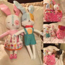 Spring Bunny Fun